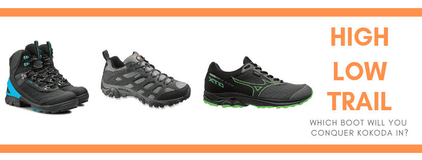 kokoda boot selection prideplus health podiatrist