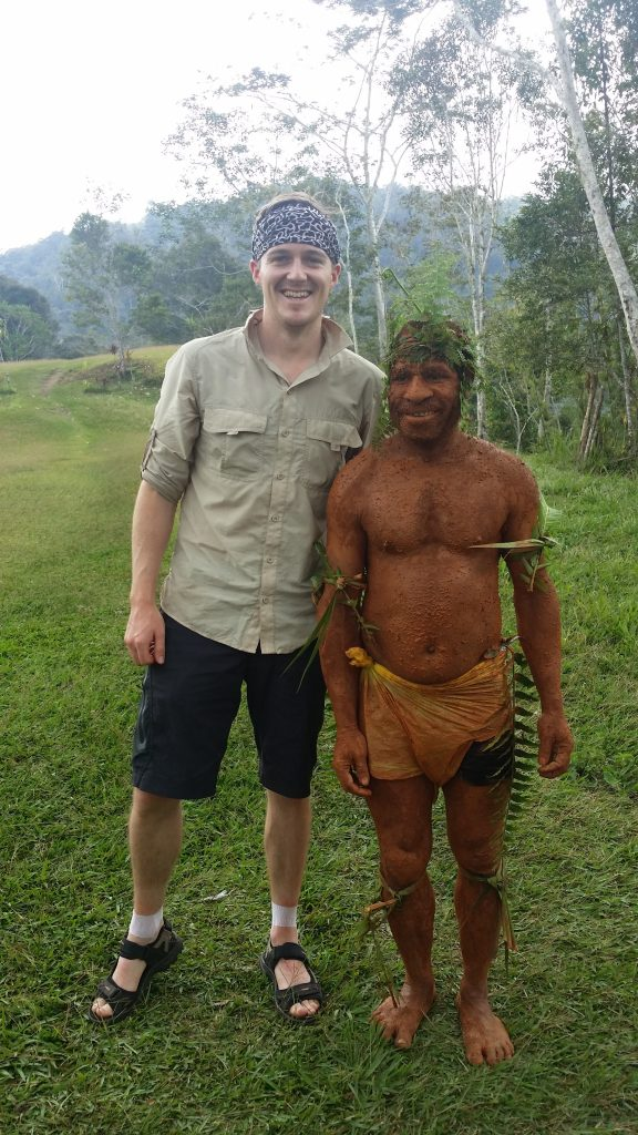 trekking in kokoda