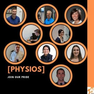 physios join our pride
