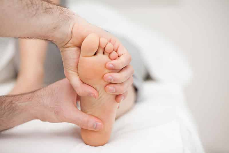 foot pain podiatrist