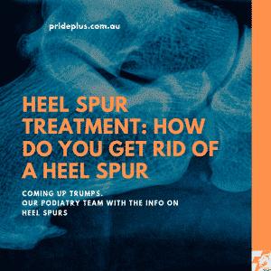 heel spur treatment