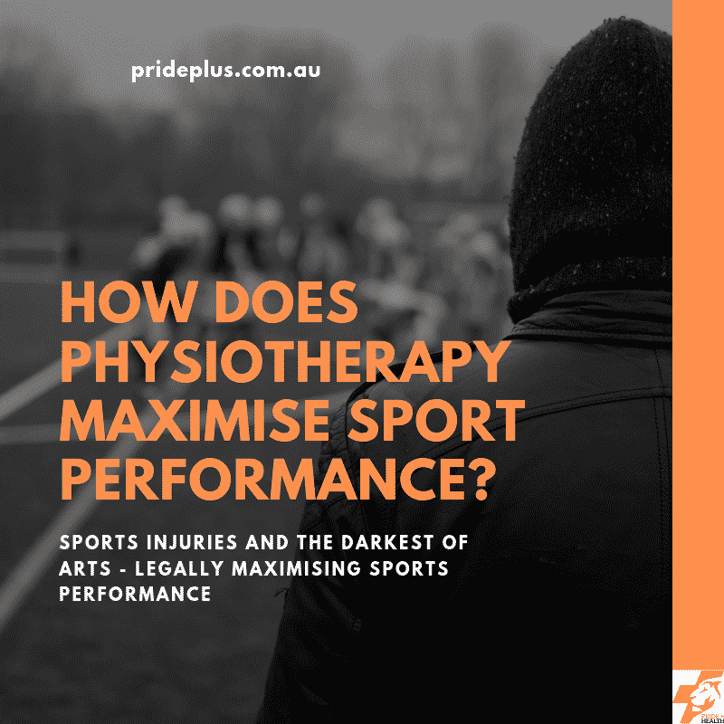 How Does Physiotherapy Maximise Sports Performance