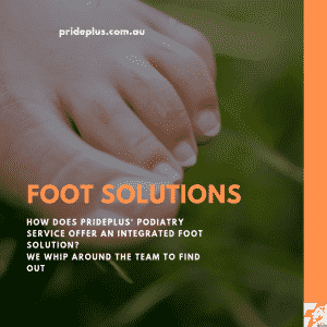 Integrated Foot Solutions