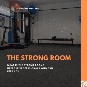 the strong room physiotherapy podiatry exercise physiology in pascoe vale