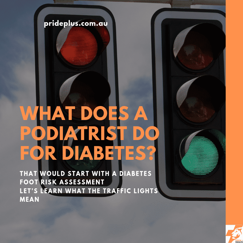 what does a podiatrist do for diabetes