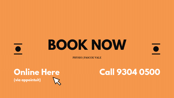 book online or call for your physio pascoe vale