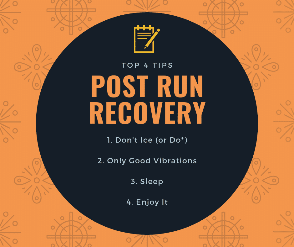cjd fun run recovery top tips