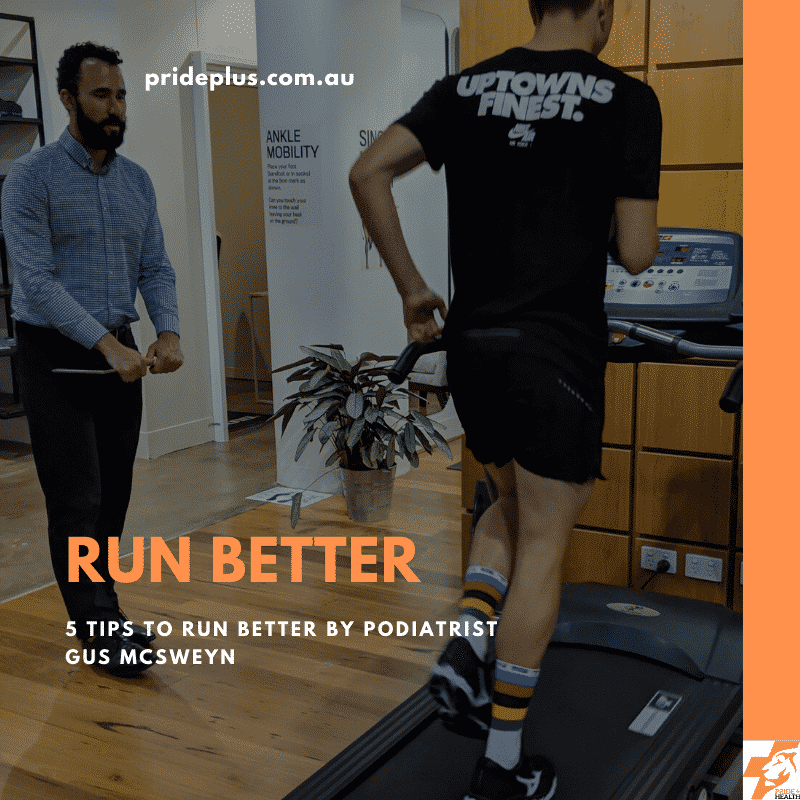 run better. 5 tips to run better from podiatrist and runner gus mcsweyn