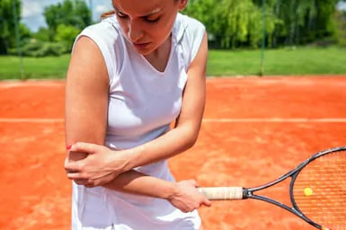 physiotherapy for elbow pain