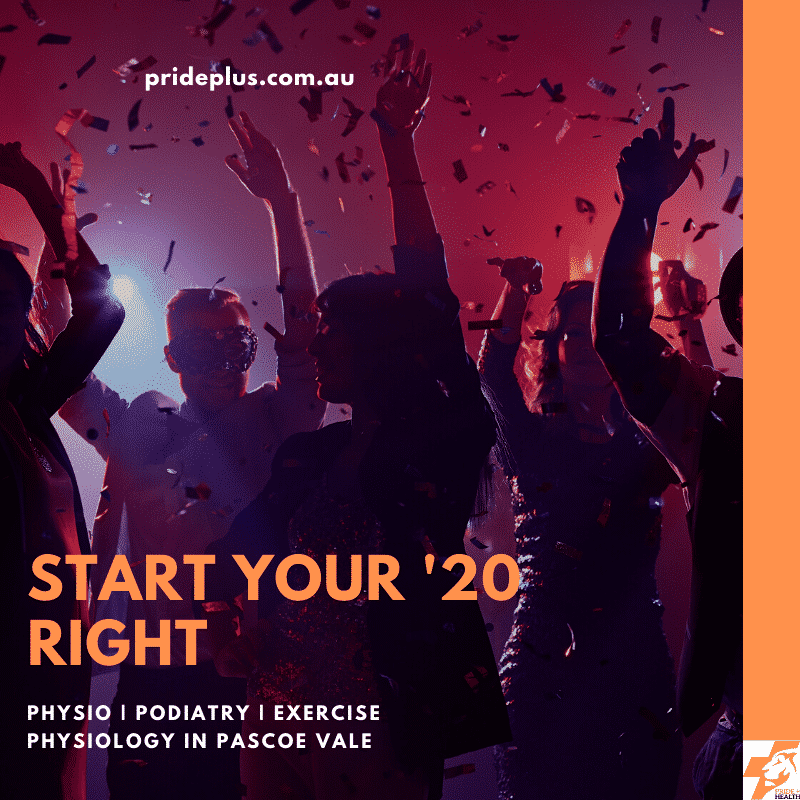 start your '20 right with podiatry physio and exercise physiology in pascoe vale