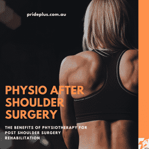 physiotherapy post shoulder surgery rehabilitation of painful shoulder