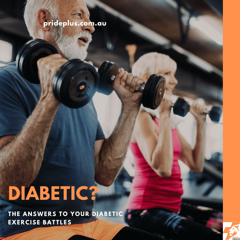 diabetic exercises from an expert to you