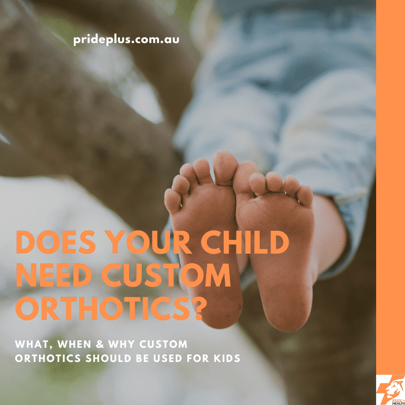 does your child need custom foot orthotics for children from expert podiatrist