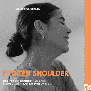 frozen shoulder cause and treatment