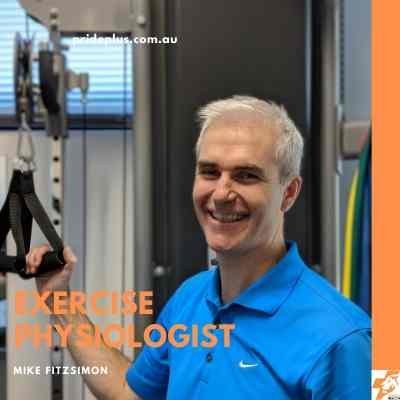 the best gym in pascoe vale trainer mike smiling and ready to exercise with you