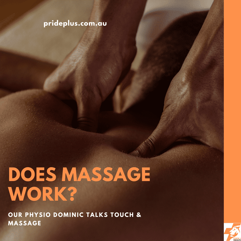 does massage work?