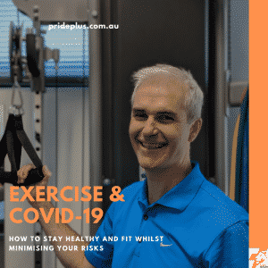 advice from expert on how to exercise around covid-19