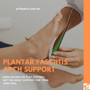 the best plantar fasciitis arch support for your heel pain