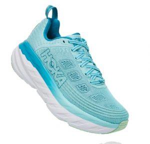 the hoka bondi running shoe for plantar fasciitis