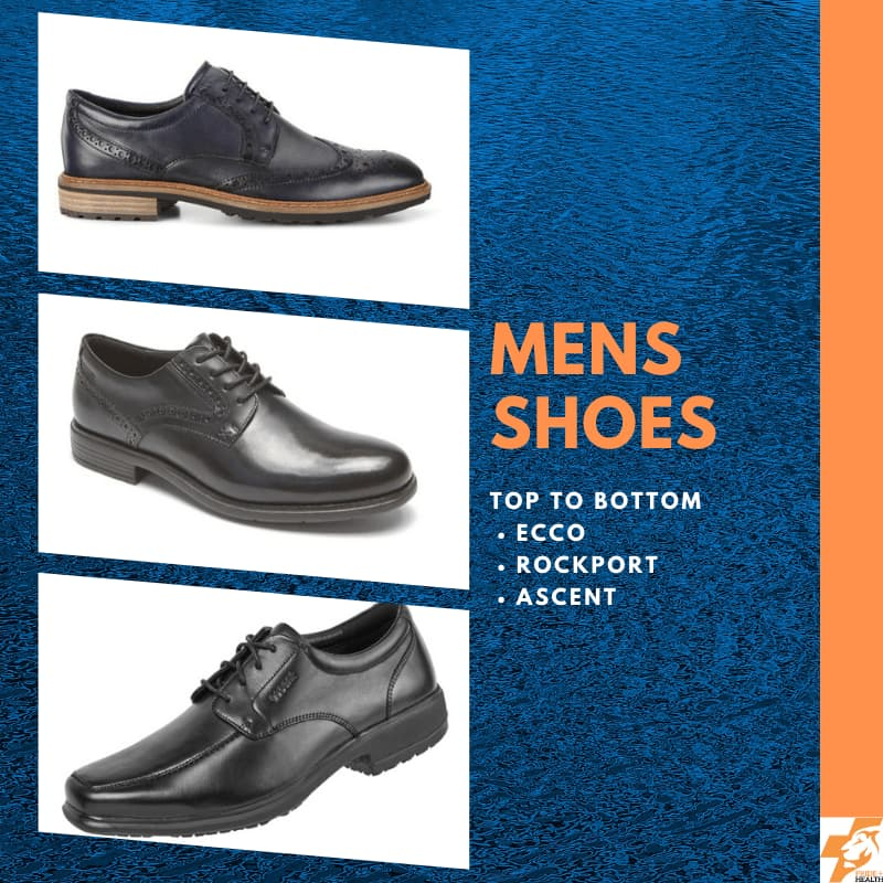 the best mens shoes for plantar fasciitis at work