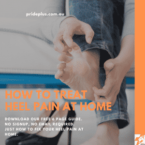 how to treat heel pain at home guide from podiatrists