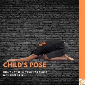 childs pose best physio exercises for lower back pain