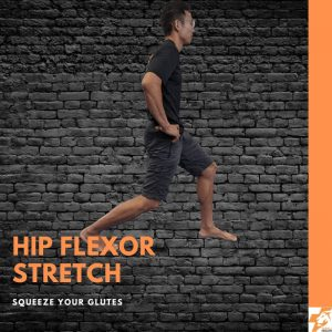 hip flexor stretch best physio exercises for lower back pain