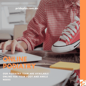 online podiatry telehealth podiatrist
