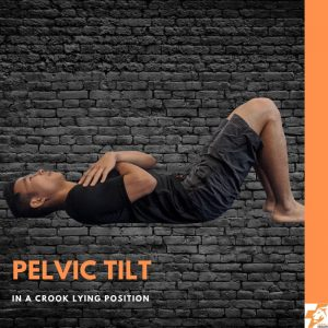 pelvic tilt best physio exercises for lower back pain