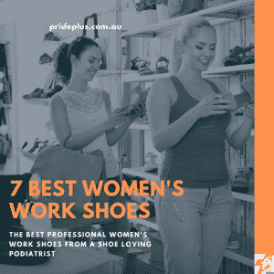 7 best women's work shoes for professionals from an expert melbourne cbd podiatrist