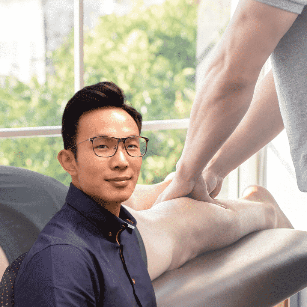 exercises for acl rehab expert and physiotherapist dominic tan