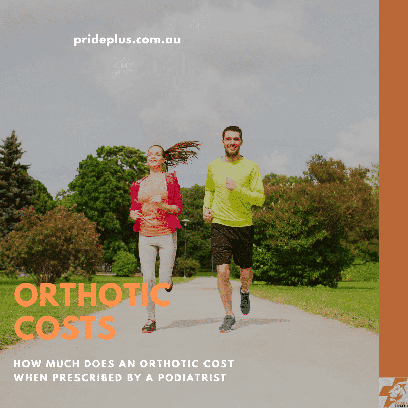 people happily running after paying for their custom orthotic cost