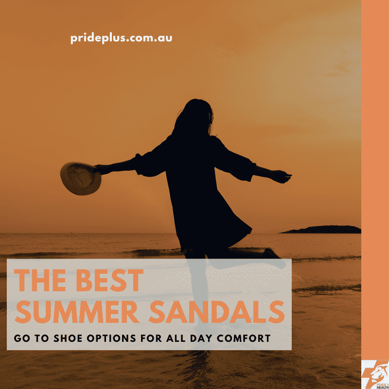 the best summer sandals for women according to melbourne podiatrist