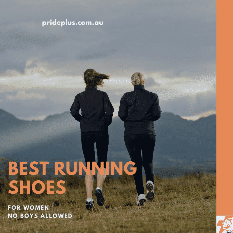 an article on the best running shoes for women by melbourne podiatrist and runner jess