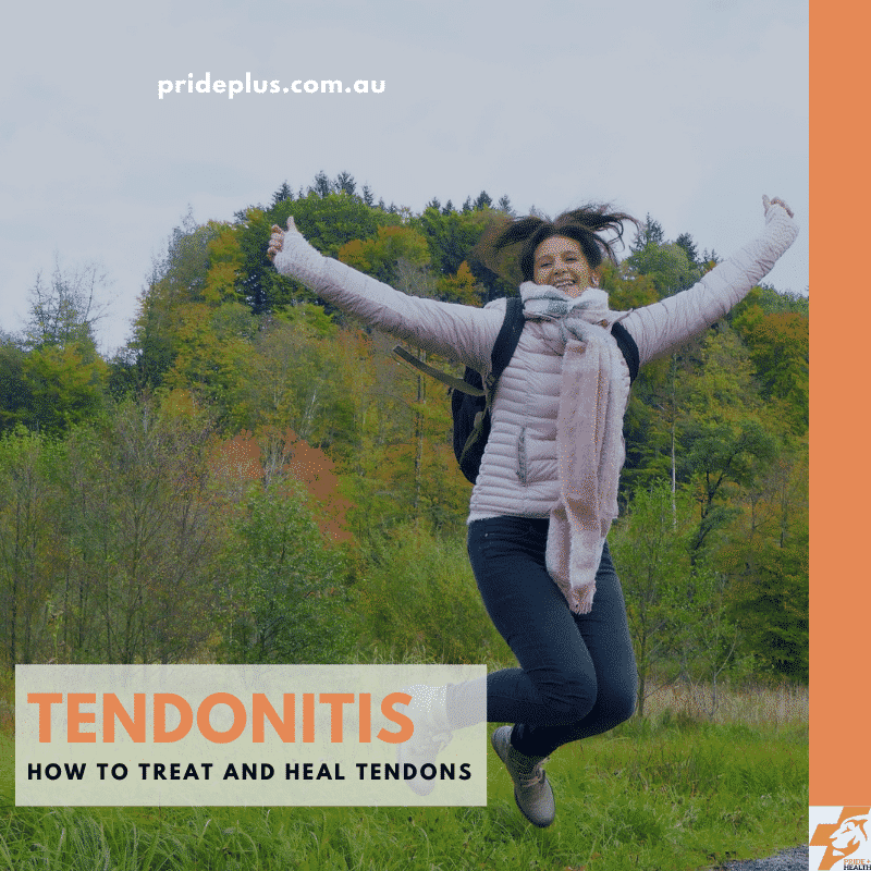Tendonitis: How to Treat and Heal Tendons