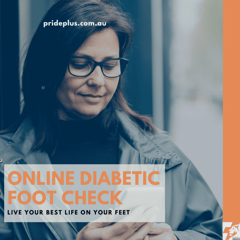 free online diabetic foot check test from experienced podiatrists to prevent diabetic foot ulcer