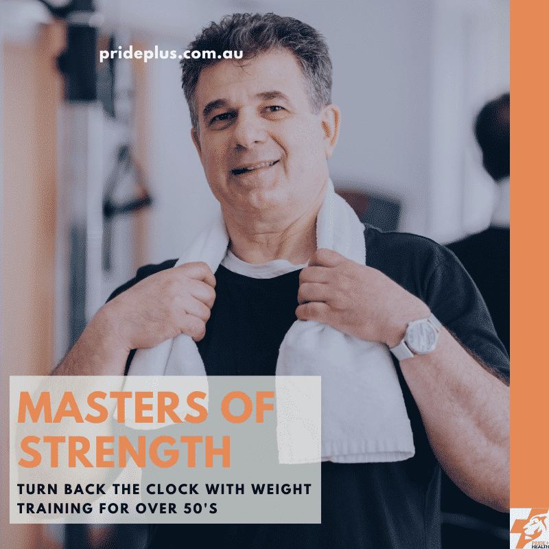 weight training for over 50s masters of strength classes