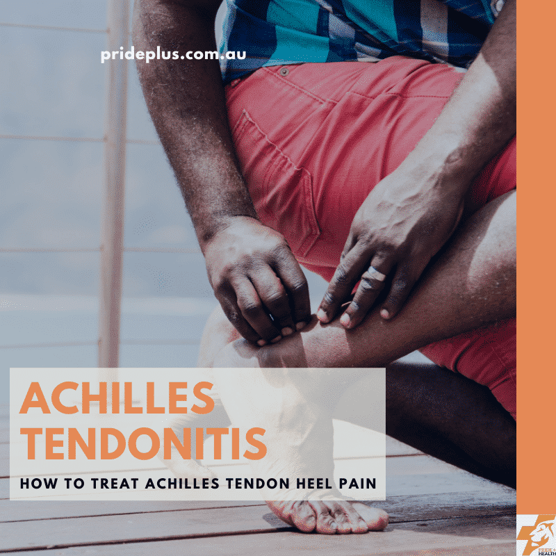 achilles tendonitis treatment plan and advice from expert podiatrist