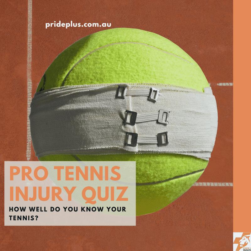 tennis injury quiz 2021