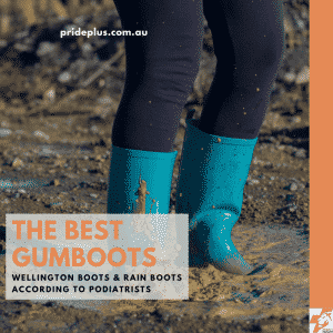 a list of the best gumboots in australia according to expert podiatrists
