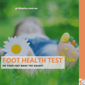 foot health test from melbourne podiatrist and physiotherapists